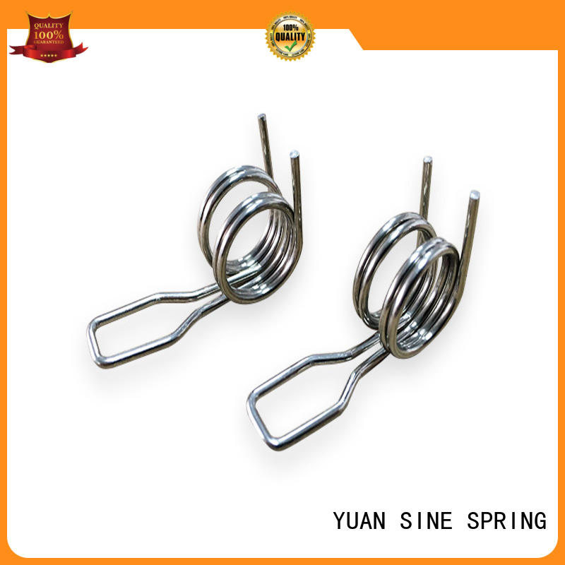 quality double torsion springs suppliers made supplier for glasses and spectacle frame