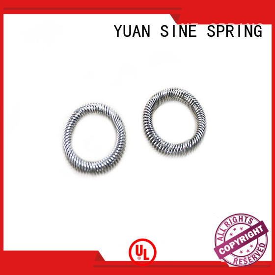 allotype 2 inch diameter compression spring series for gifts YUAN SINE SPRING