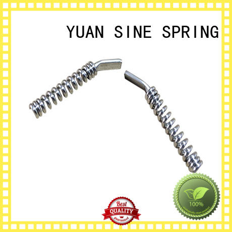 YUAN SINE SPRING Latest long compression springs Supply for motor vehicles