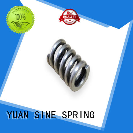 YUAN SINE SPRING different precise compression springs manufacturer for the national defence industry
