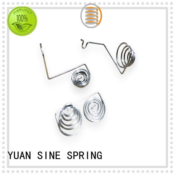 YUAN SINE SPRING Custom custom wire Suppliers for house wares components
