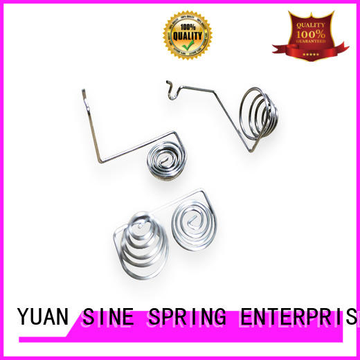 YUAN SINE SPRING control custom wire supplier for hanger