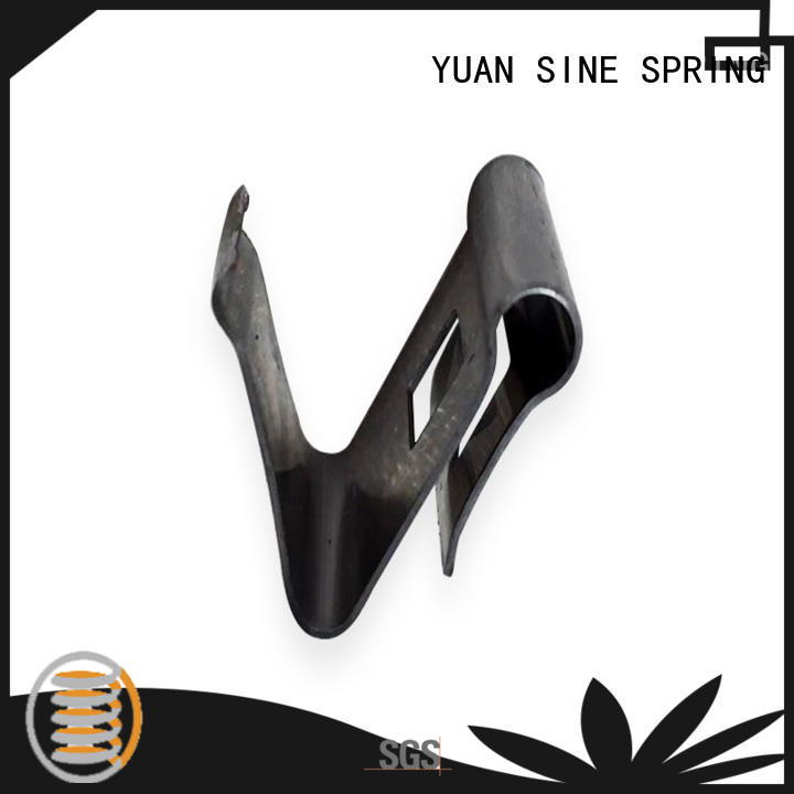 YUAN SINE SPRING spring precision wire forms series for hanger