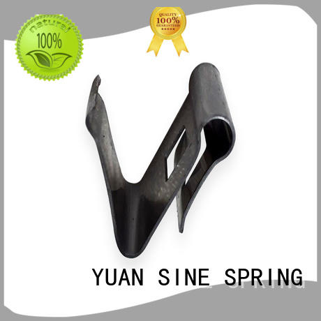 Custom decorative tube spring wire YUAN SINE SPRING outdoor