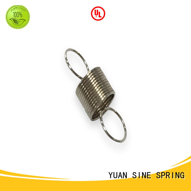 YUAN SINE SPRING gold heavy duty extension springs series for communication router