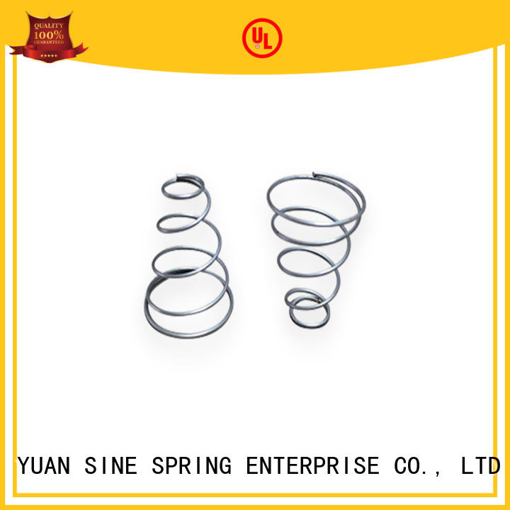 YUAN SINE SPRING Top stainless steel compression springs company for pressure pump
