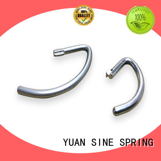 YUAN SINE SPRING bracelet wire forming Supply for house wares components