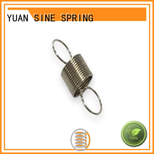 YUAN SINE SPRING identified heavy duty extension springs on sale for communication router