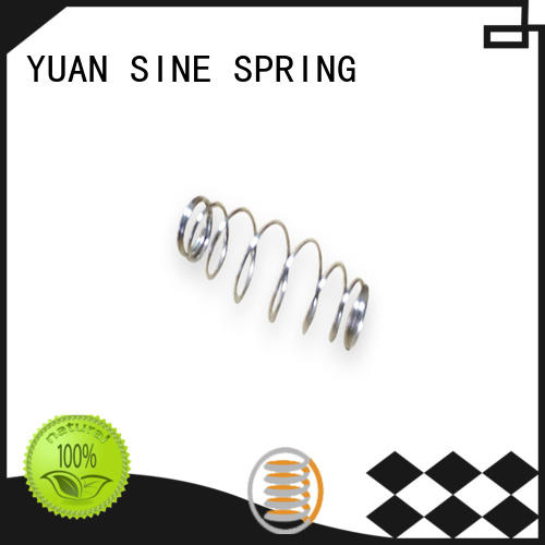 YUAN SINE SPRING Top stock compression springs factory for pressure pump