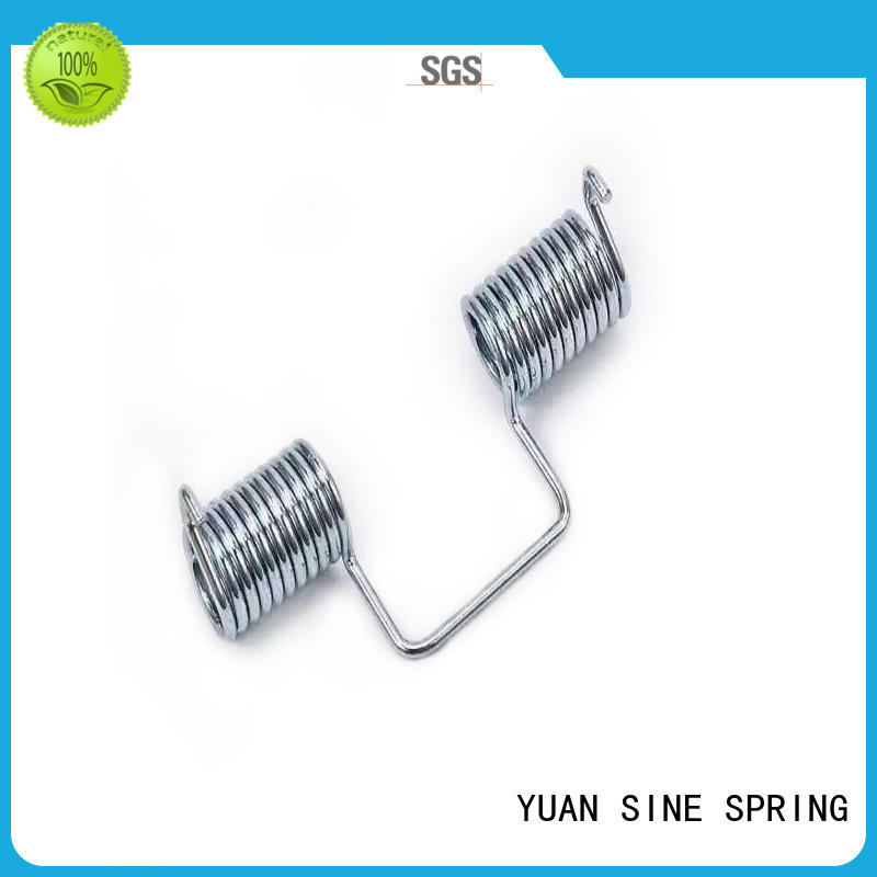 YUAN SINE SPRING double lowes torsion spring wholesale for glasses and spectacle frame