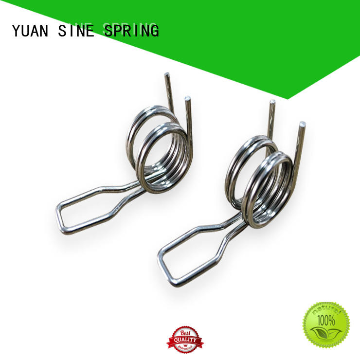 high quality stainless steel torsion springs supplier for glasses and spectacle frame