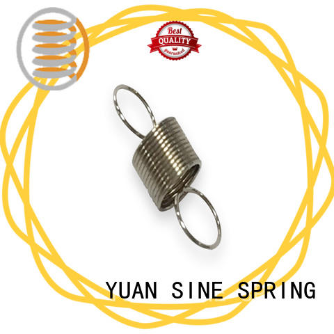 YUAN SINE SPRING helical heavy duty extension springs series for communication router