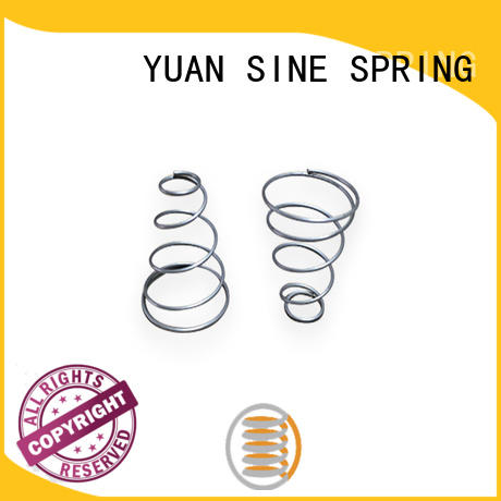 YUAN SINE SPRING inspection small compression springs wholesale for motor vehicles