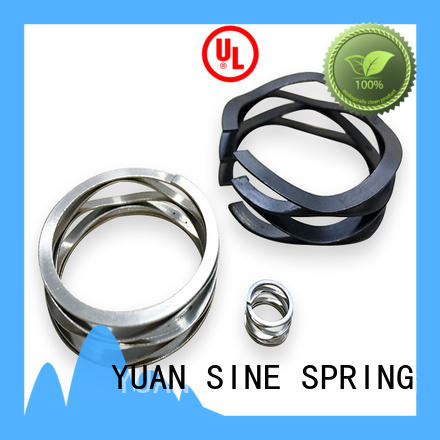 YUAN SINE SPRING Top clock spring factory for music box