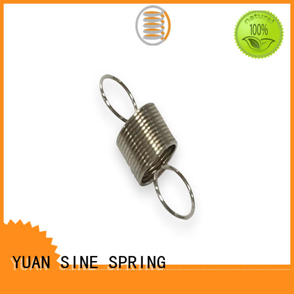 YUAN SINE SPRING precision small tension springs series for blood pressure device tester