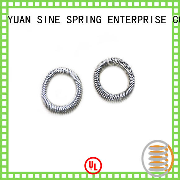 YUAN SINE SPRING textile stock compression springs for business for motor vehicles