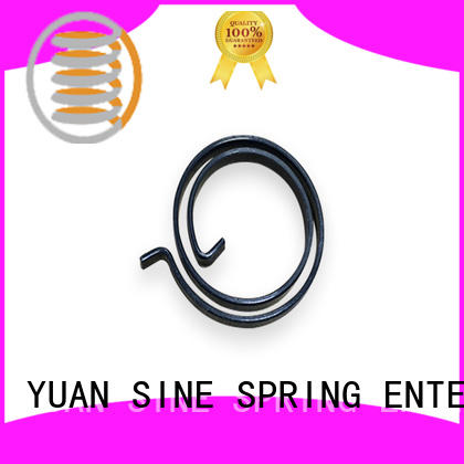 YUAN SINE SPRING constant clock spring supplier for music box