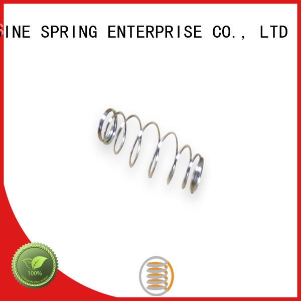 YUAN SINE SPRING loom compress spring manufacturer for the national defence industry