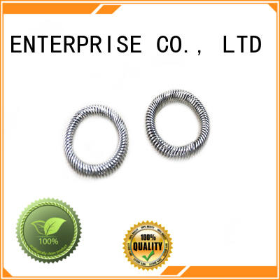 Custom steel compression spring seal factory for the national defence industry