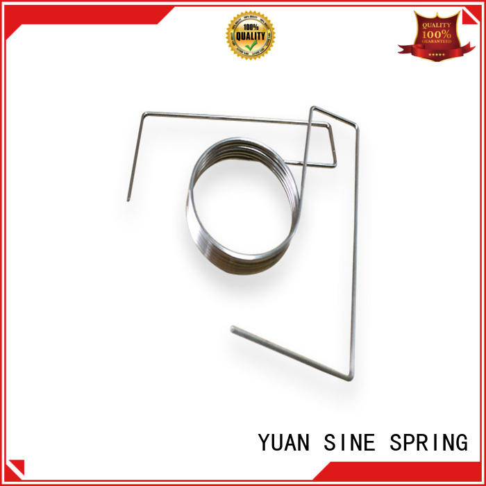 YUAN SINE SPRING Best hollow tube wire form Supply for kitchen tool