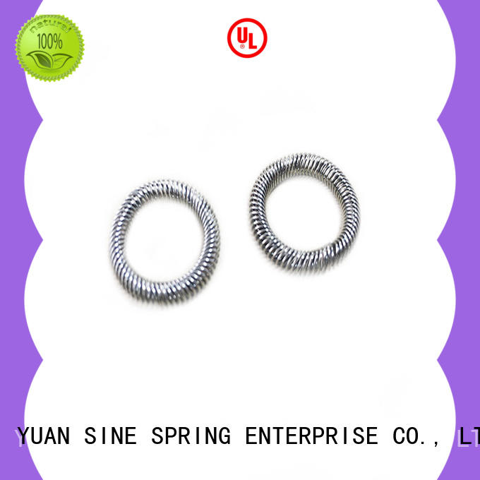 different stock compression springs medical series for pressure pump