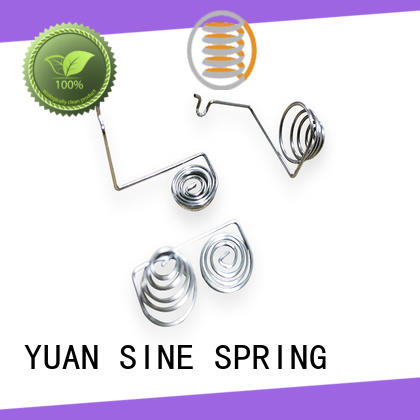 YUAN SINE SPRING Latest wire shapes Supply for ear sets