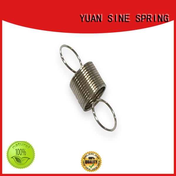 YUAN SINE SPRING extension tension spring company for ATM machine