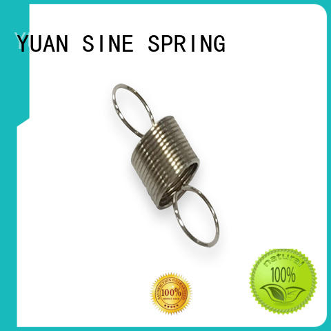 close small tension springs manufacturer for blood pressure device tester YUAN SINE SPRING