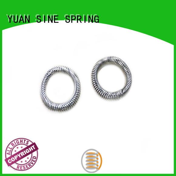 quality types of compression springs oem manufacturer for pressure pump
