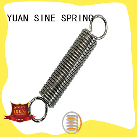 different stainless steel extension springs extension made for precondition for blood pressure device tester