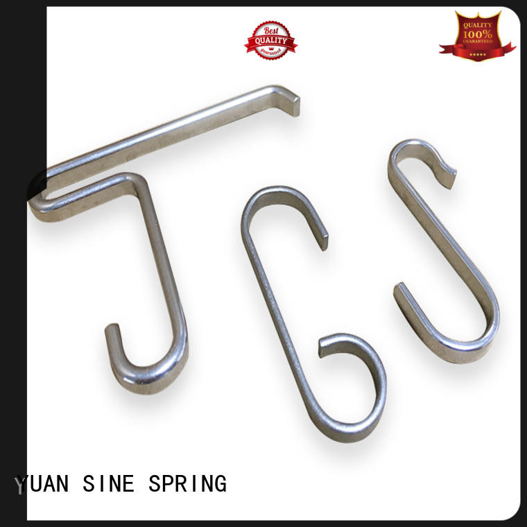 spring wire diameter flat for ear sets YUAN SINE SPRING