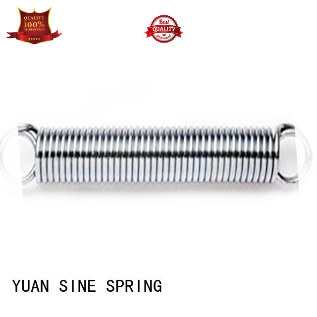 YUAN SINE SPRING wheel double torsion springs suppliers series for glasses and spectacle frame