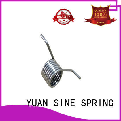 YUAN SINE SPRING Best small torsion springs company for glasses and spectacle frame