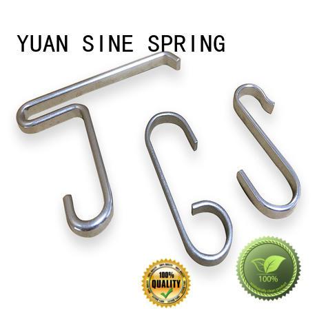 YUAN SINE SPRING form wire form supplier for hanger