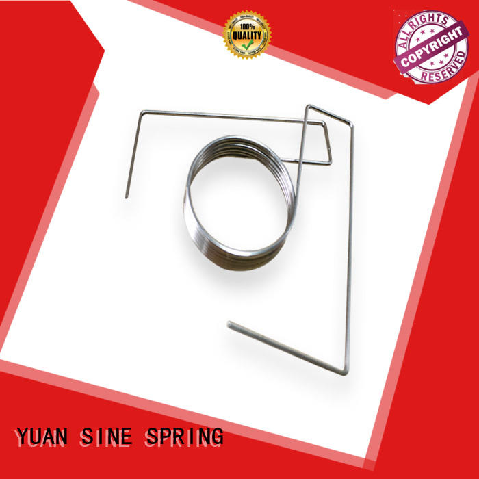 YUAN SINE SPRING carbon custom wire wholesale for outdoor equipment accessories