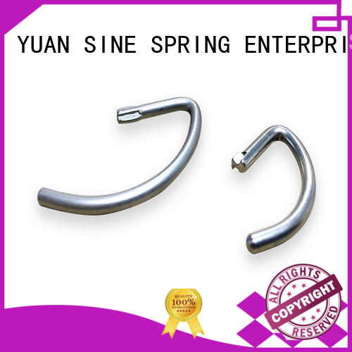 YUAN SINE SPRING Brand carbon tube spring wire manufacture