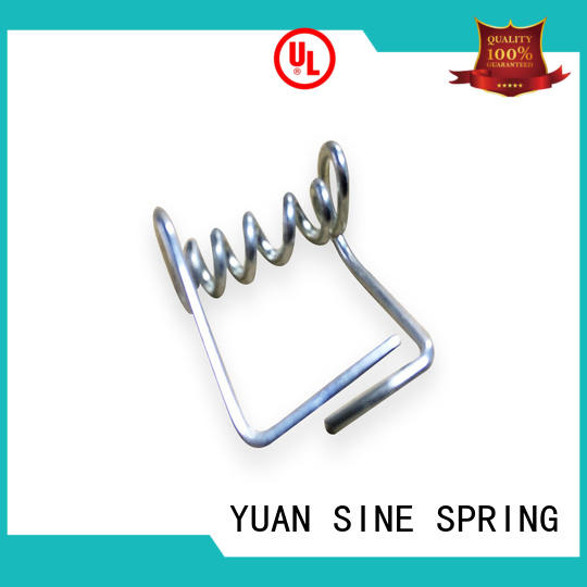 YUAN SINE SPRING medical compression springs australia easy to grasp for the national defence industry