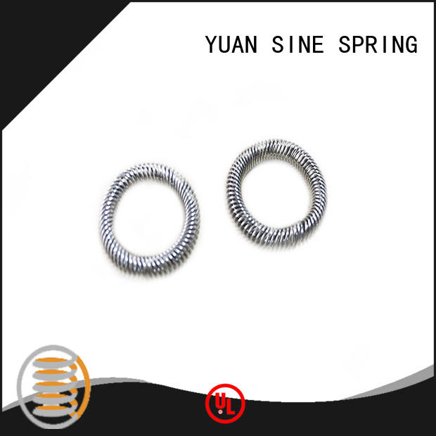 ring heavy duty compression springs supplier for toys YUAN SINE SPRING