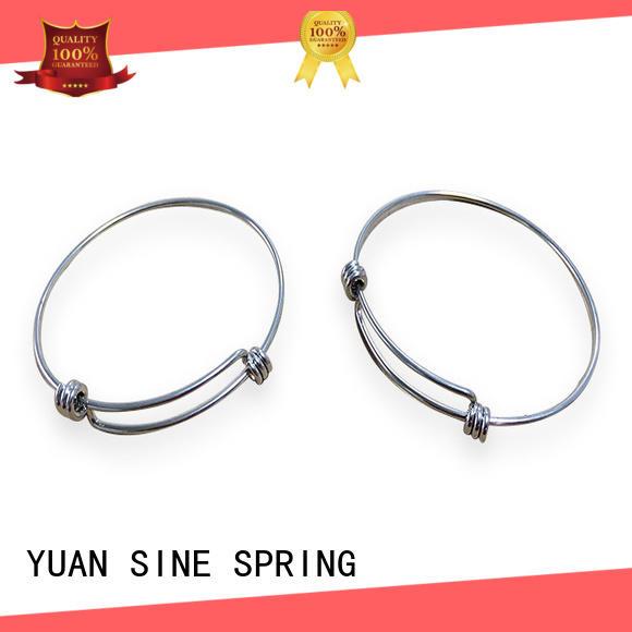 custom wire hanger home YUAN SINE SPRING