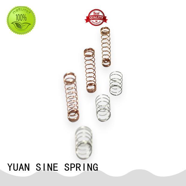 form compression spring standards ring for toys YUAN SINE SPRING