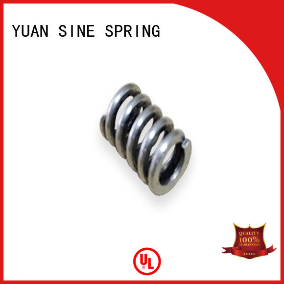 quality compression spring standards textile shop YUAN SINE SPRING