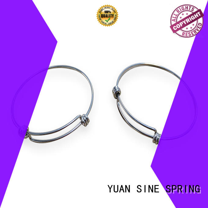 YUAN SINE SPRING Latest spring wire Suppliers for ear sets