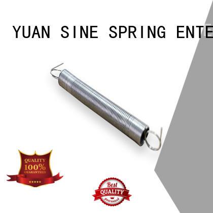 YUAN SINE SPRING blood extension springs supplier for blood pressure device tester