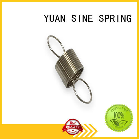 YUAN SINE SPRING steel heavy duty extension springs Suppliers for communication router
