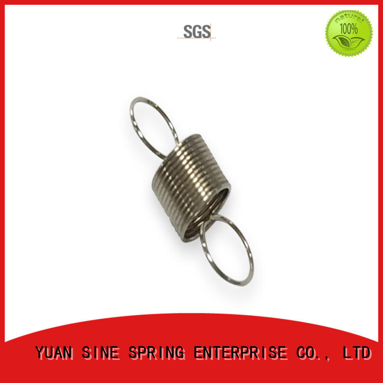 multi small extension springs manufacturer for blood pressure device tester YUAN SINE SPRING