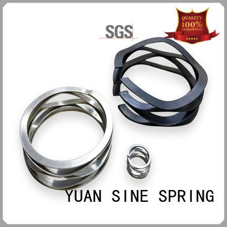 YUAN SINE SPRING motor clock spring supplier for guitar
