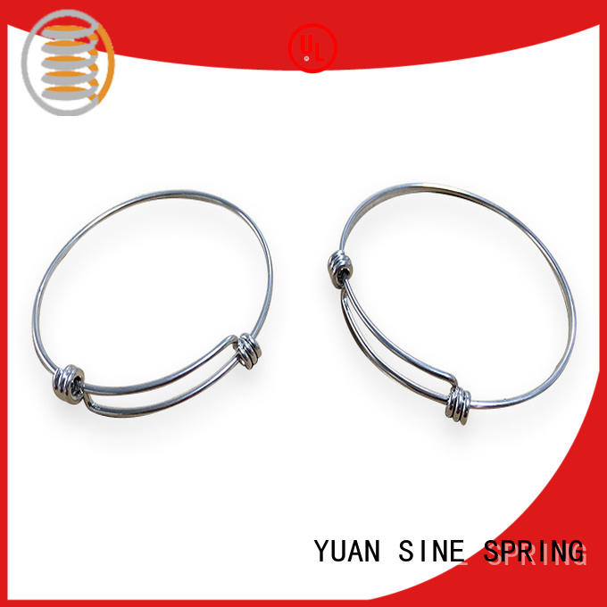 YUAN SINE SPRING wire hollow tube wire form supplier for kitchen tool