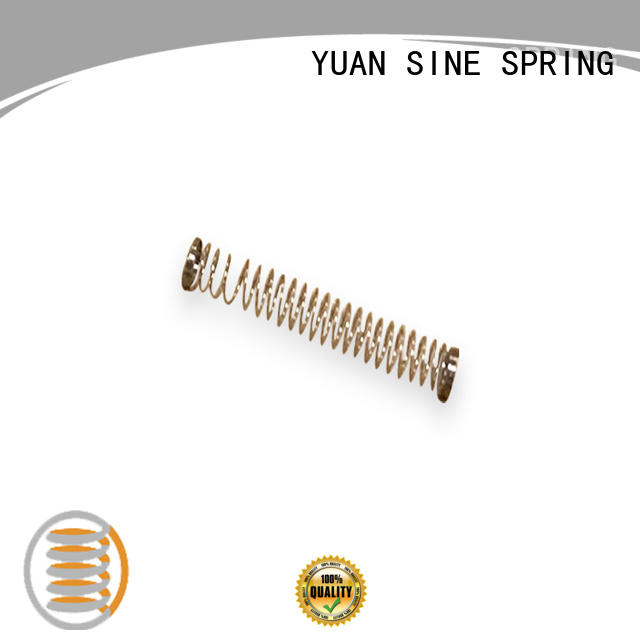 YUAN SINE SPRING online types of compression springs series for motor vehicles