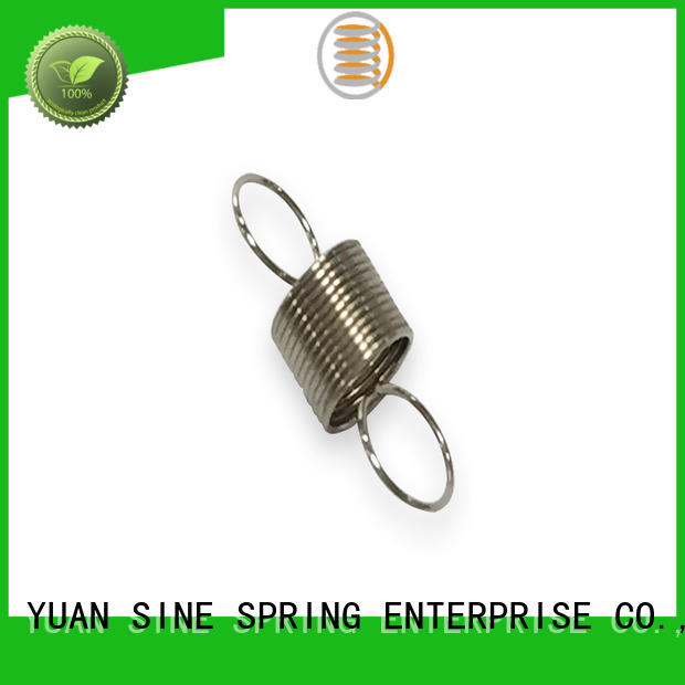 multi stainless steel extension springs ends supplier for blood pressure device tester
