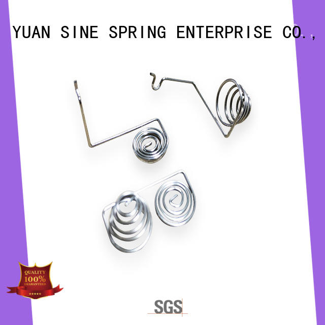 YUAN SINE SPRING Latest wire form for business for hanger